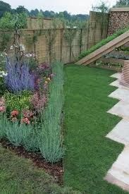 Image result for small triangle shaped garden