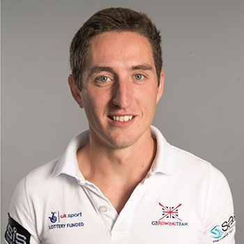 Will Fletcher - Rowing. Men's lightweight double scull.