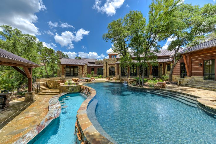 68 Best San Antonio Custom Swimming Pools Images On