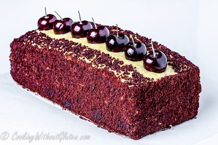My first Black Forest cake recipe for this blog was created some time ago, when cacao powder, even in its raw organic form, was not on the list of allowed ingredients, and only honey was used as a …