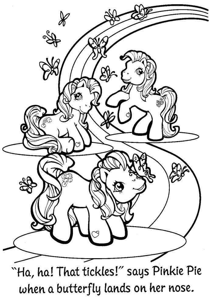 My Little Pony Coloring Pages | The Coloring Book Down Nostalgia Lane my-little-pony-coloring-pages-6 ...