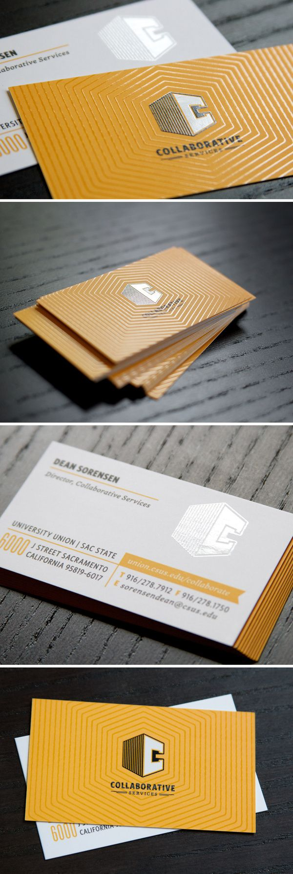 306 best business cards images on Pinterest | Cards, Business ...