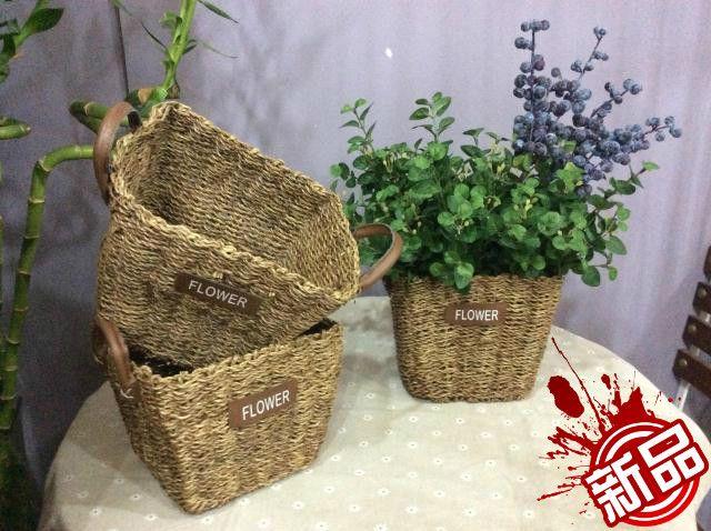 Liu Biankuang естественная тросточка аранжирует корзину органа al цветков для того чтобы сыграть часть вала вербы сельской местности сработанности семьи украшения для того чтобы аранжировать вязанные ручная работа Корзина клерка Info - Интернет-магазин Мой ТаоБао