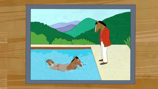 """When this trippy image said it all. 