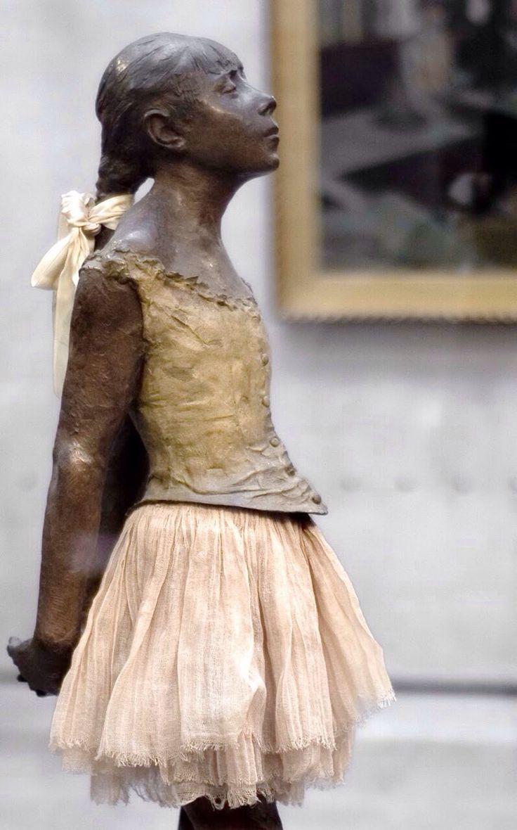 Degas #sculpture #art | Sculptures | Pinterest | Sculpture ...