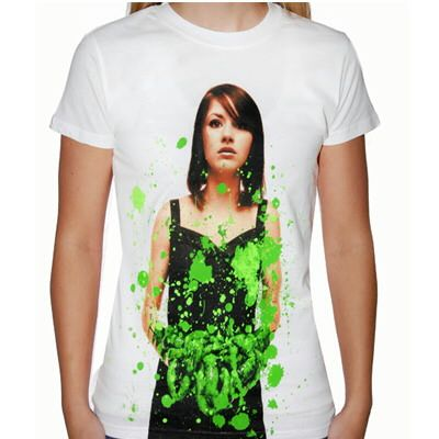Official Bring Me The Horizon girlie shirt features Suicide Season Red design.  Get yours here: http://heavymetalmerchant.com/product/bring-me-the-horizon-suicide-season-green-girlie-shirt
