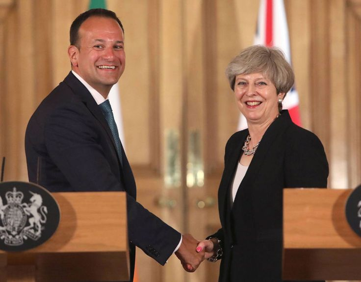 Ireland to LEAVE the EU? DUP MP urges Britain's closest neighbours to follow Brexit - http://buzznews.co.uk/ireland-to-leave-the-eu-dup-mp-urges-britains-closest-neighbours-to-follow-brexit -