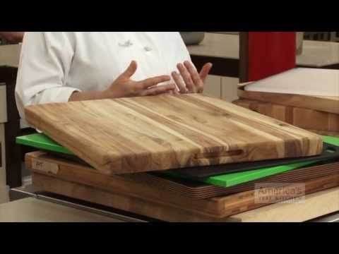 Americas Test Kitchen Cutting Board Review