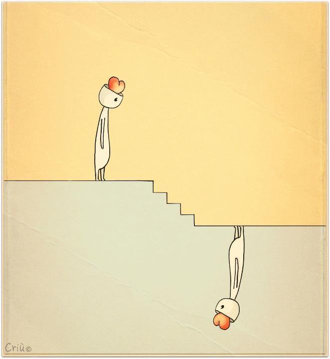 """""""Spesso ci si imbatte nel proprio destino sulla strada presa per evitarlo.""""  (Kung Fu Panda)"""