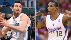 The former Orlando Magic JJ Redick is packing up his bags again and is headed out west to the Los Angeles Clippers along with Jared Dudley in a 3-team trade.