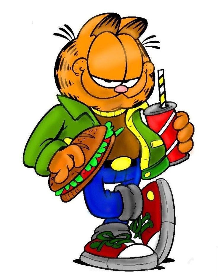 Garfield Cool