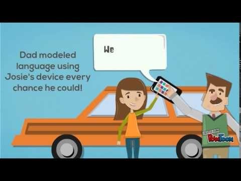 Aided Language Stimulation Explained - YouTube