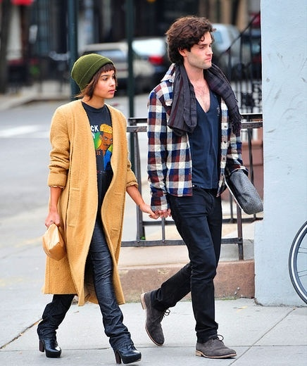 Zoe Kravitz Fashion: 57 Best Images About Street Style: Zoe Kravitz On