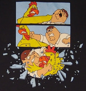 family guy chicken fight | IMAGENES GROSERAS DE FAMILY GUY | TODO PARA FACEBOOK IMAGENES PARA ...