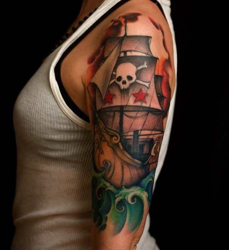 17 Best Images About Tattoos On Pinterest: 17 Best Images About New School Tattoos On Pinterest
