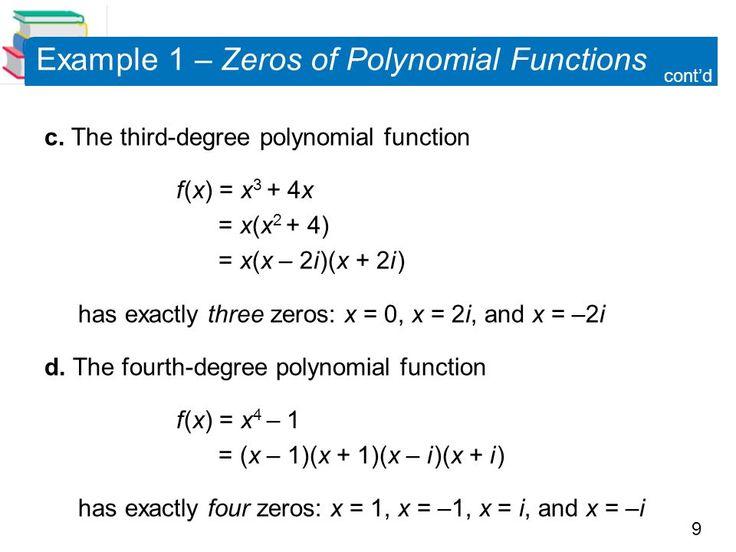 Polynomial Equation Solver