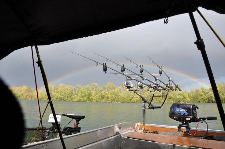 barque de pêche - barque alu- barque aluminium - barque d'occasion