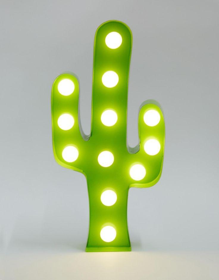 $34 Sass & Belle Cactus Light