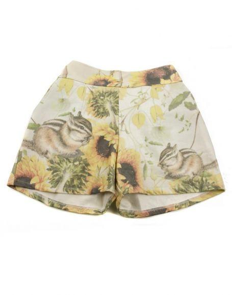 Mödernaked - Squirrel Shorts. // Exclusive Jewellery