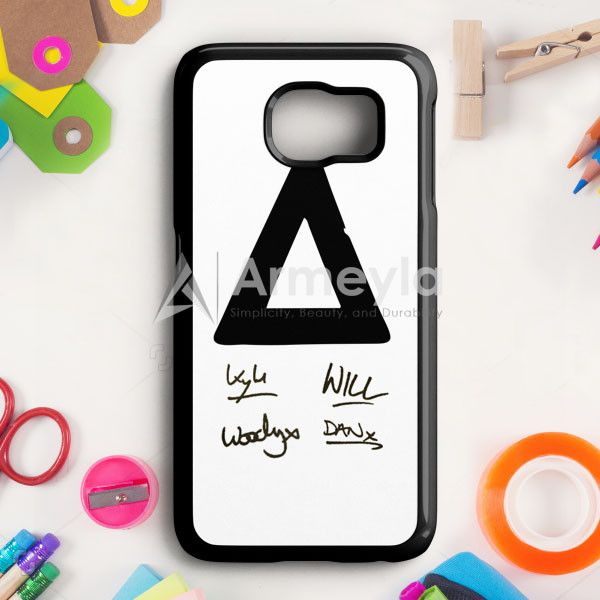 Bastille Pompeii Lyric Cover Samsung Galaxy S6 Edge Plus Case   armeyla.com