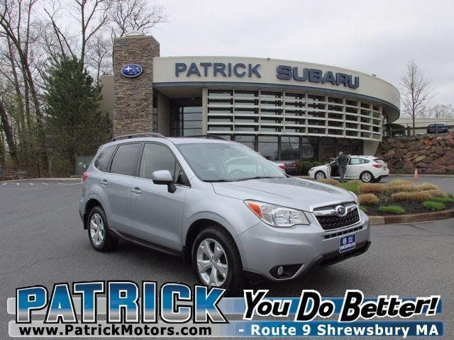 Cars for Sale: Used 2014 Subaru Forester 2.5i Limited for sale in Shrewsbury, MA 01545: Sport Utility Details - 456184081 - Autotrader