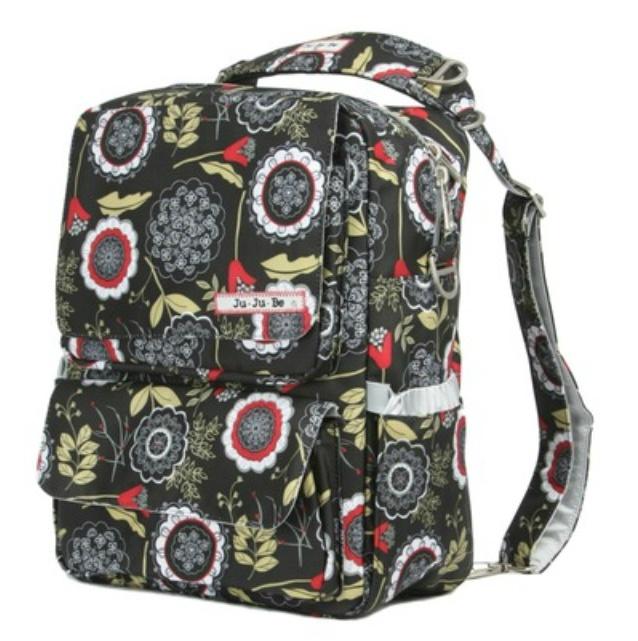 Сумка-рюкзак для мамы ju-ju-be package рюкзак remington 52х39 черный 25л шт