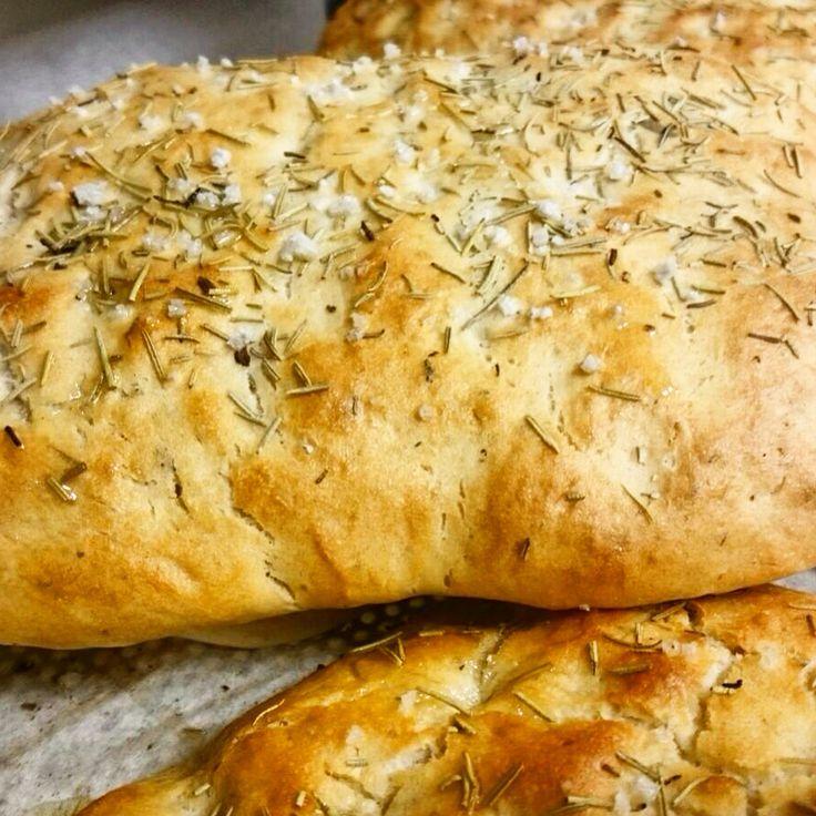 Desem rozemarijn brood!