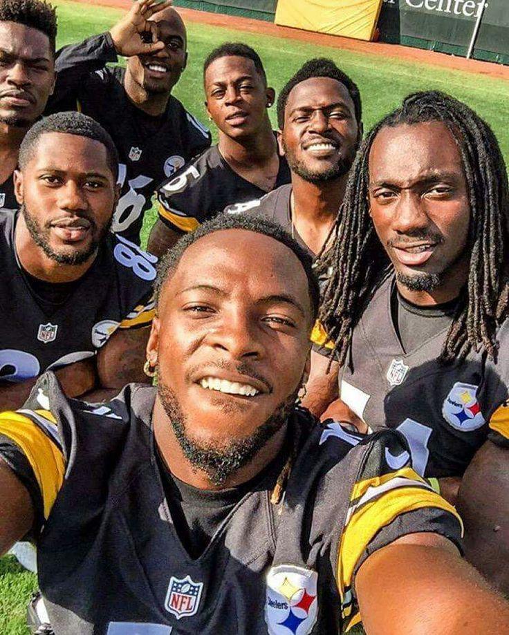 Pittsburgh Steelers Love