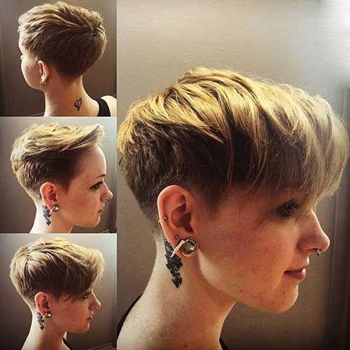 ¿Quién dice que cuando se tiene el pelo corto no será capaz de oscilar peinados lindo ? Si todas las celebridades puede divertirse diferentes cortes de pelo corto, usted también puede! Nos encanta tener el pelo corto por todas las razones correctas; más fácil por la mañana, en el trabajo práctico, se siente cómodo y …