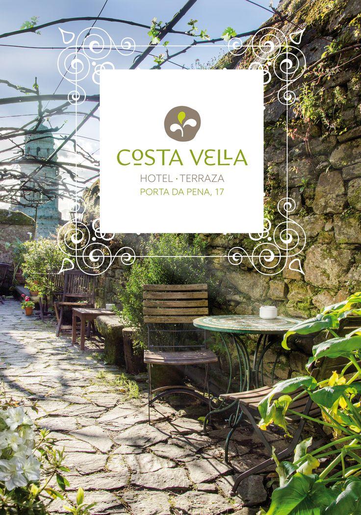 #terraza #café #coffe #jardín #garden #santiagodecompostela #galicia #coralia #mirandapriestly