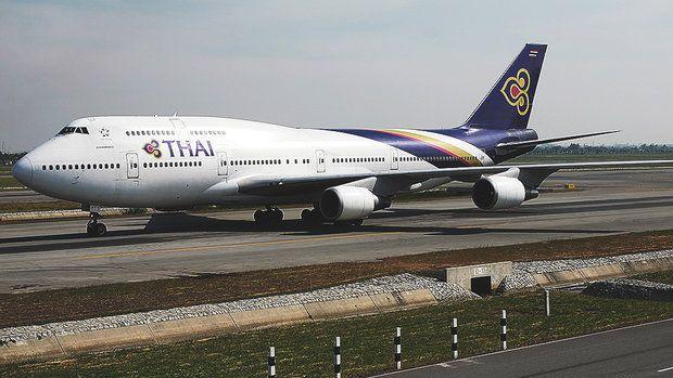 10. Thai Airwais - 79.43