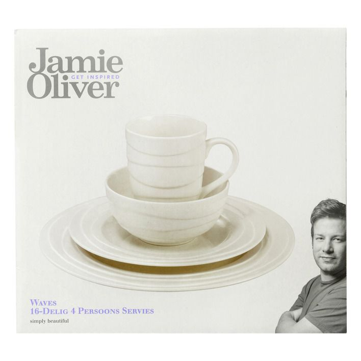 Jamie Oliver Waves Startset