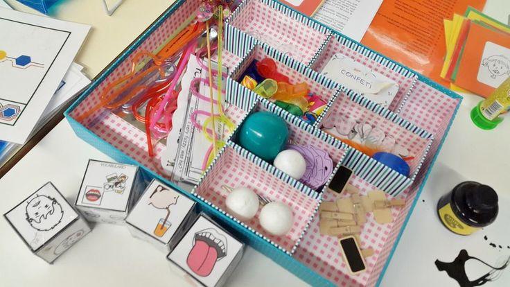 Materiales para trabajar lenguaje en escuela o casa