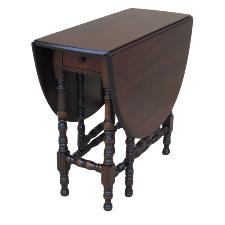 This is a gorgeous American antique drop leaf table that is made out of  solid mahogany and dates from The American antique table is 29 tall. 70 best Old Drop Leaf Tables images on Pinterest   Furniture  Drop