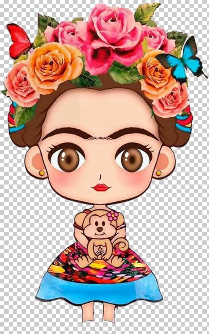 Frida Kahlo Museum Viva La Vida Png Clipart Art Artist Caricature Cartoon Cheek Free Png Download Frida Kahlo Cartoon Frida Kahlo Art Art