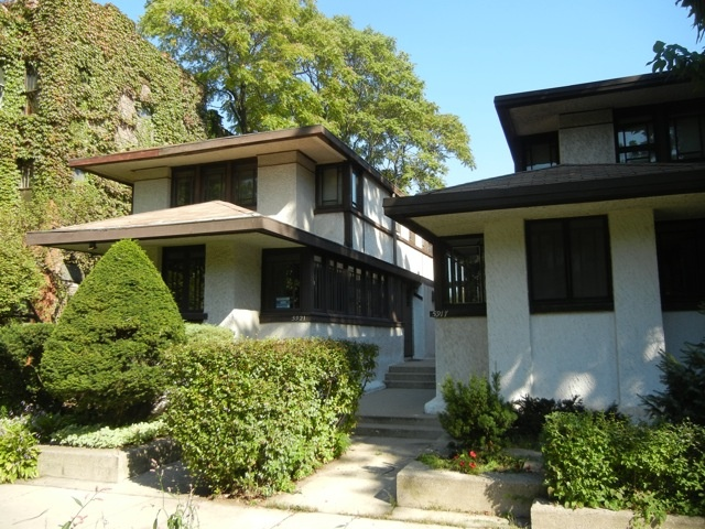 Walter Burley Griffin Houses in Chicago's #Edgewater Neighborhood. #chicagosavvytours