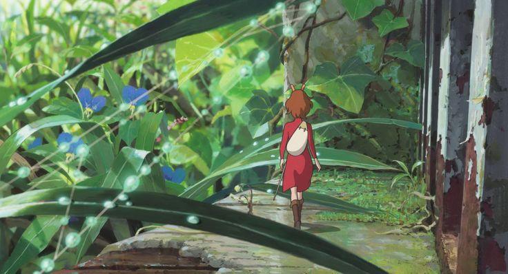 Arrietty et le Petit Monde des Chapardeurs  Dans la banlieue de Tokyo, sous le plancher d'une vieille maison perdue au cœur d'un immense jardin, la minuscule Arrietty vit en secret avec sa famille. Ce sont des Chapardeurs.Arrietty connaît les règles : on n'emprunte que ce dont on a besoin, en tellement petite quantité que les habitants de la maison ne s'en aperçoivent pas. Plus important encore, on se méfie du chat, des rats, et interdiction absolue d'être vus par les humains sous peine…