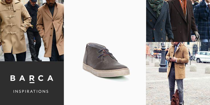L'#uomo che indossa BARCA non passa mai inosservato: #eleganza e #anticonformismo, la #scarpa per tutti i tuoi #stili.