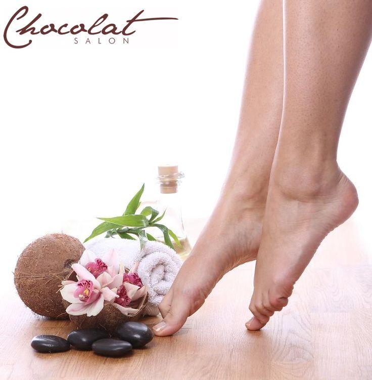 La Chocolat Salon gasesti relaxarea de care ai nevoie! Tocurile, pantofii, mersul pe jos sau faptul ca stam incaltati prea mult timp, reprezinta doar elemente care ne aduc in postura de a apela la servicii pentru detensionarea musculaturii. Terapia picioarelor obosite reprezinta o tehnica care nu doar trateaza ci previne atat senzatiile neplacute la nivelul picioarelor cat si alte afectiuni usoare sau mai putin usoare. http://goo.gl/uWJJzN