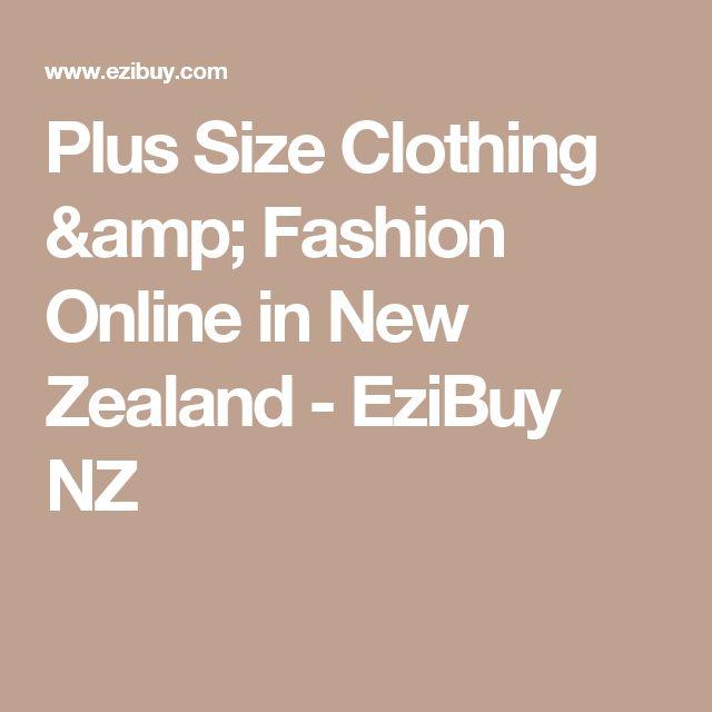 Plus Size Clothing & Fashion Online in New Zealand - EziBuy NZ