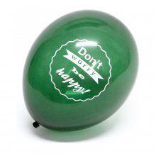 Anti Stress Ballons Don't Worry Be Happy 10 Stk.