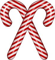 Material Girl Quilter: The Candy Cane Legend