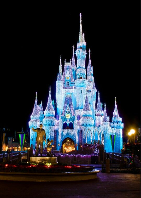 Walt Disney World, Florida@ Christmas
