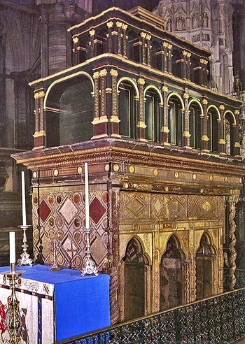 Westminster Abbey Tombs