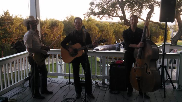 Bob Appel Band playing at Abercorn International School event at #StarHillRanch on May 1, 2015