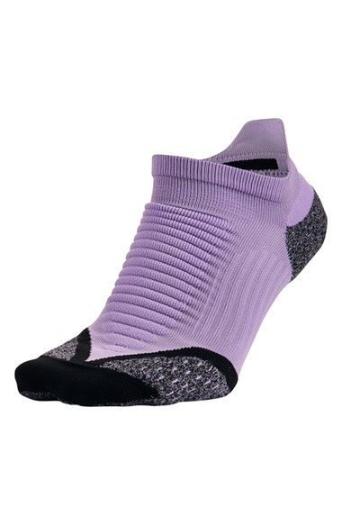 Nike 'Elite' Cushioned No Show Tab Running Socks  http://amzn.to/265TRqq