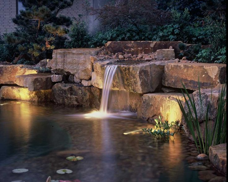 17 best images about gartenteich on pinterest   backyard water, Garten und Bauen