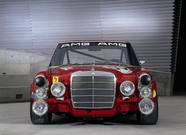 1971 Mercedes-Benz 300 SEL 6.8 AMG