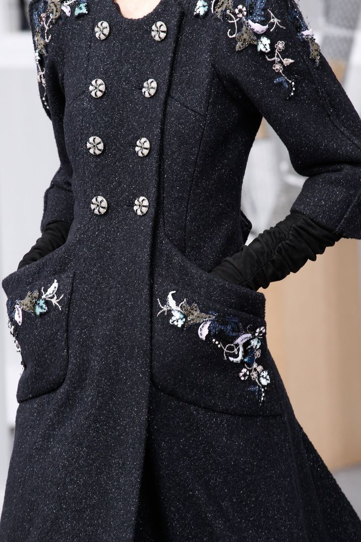 Chanel Fall 2016 Couture Accessories Photos - Vogue