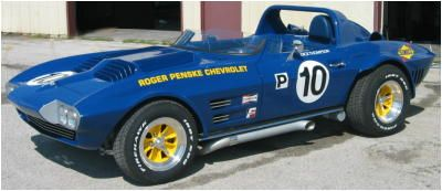 Mid-America Industries Grand Sport Corvette Roadster